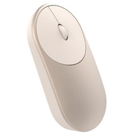 Беспроводная мышка Xiaomi Mi Portable Mouse Gold